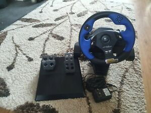 Logitech Driving Force GT Force  Steering Wheel -   for PS3 .