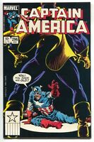 Captain America 296 Marvel 1984 NM Falcon Nomad Wasp Through The Legs