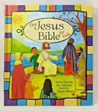 NEW The Jesus Bible for Kids Stories from the New Testament Janice Emmerson