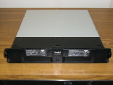 Dell PowerVault 114X Rack Enclosure USB 2.0 With 2 RD1000 N084P & 2 USB Cable