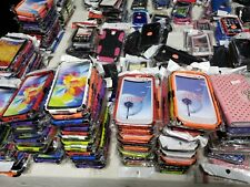 Bulk Wholesale Lots 500 Cell Phone Cases For Iphone,Galaxy,Lg,Nokia,Fa mous New