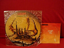 THE SCORPIONS LONESOME CROW + NO ONE LIKE YOU VERY RARE SEALED PICTURE DISC& 7IN