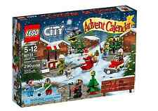 Lego Seasonal - City Advent Calendar - 60133 - 2016 -  Christmas