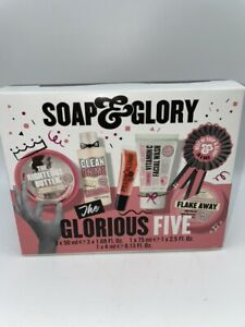 """Soap and & Glory """"The Glorious Five"""" Box Set New & Sealed"""