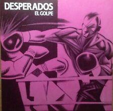 DESPERADOS - EL GOLPE Lp Vinilo Nuevo 1989