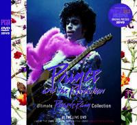Prince Purple Rain Ultimate Collection VI The Live Press DVD 2 Discs Set 1984