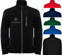 Mercedes AMG Softshell Jacket Coat Veste Mantel Blouson Jacke Parka Sweater GIFT