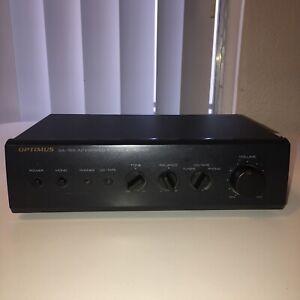Radio Shack RCA OPTIMUS SA-155 Integrated Stereo Amplifier No 31-1957 Works