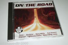ON THE ROAD CD MIT ZUCCHERO - ROD STEWART - R.KELLY - THE CARDIGANS - BOYZONE