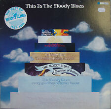 The Moody Blues This Is The Moody Blues 25 Track Vinyl LP Dbl