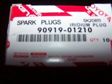 6-PCS Denso  Iridium Power Spark Plugs OEM Toyota Lexus 90919-01210   SK20R11