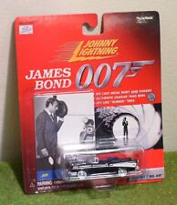 DIE CAST METAL JOHNNY LIGHTNING JAMES BOND 007 JAMES BOND DR NO 57 CHEVY BEL AIR
