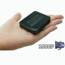Compact HDMI Splitter (1 in 2 out)