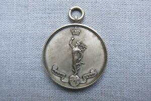 Royal Signals -- Silver Medal -- Mersa Matruh -- 1936 -- Blackburn -- Militaria