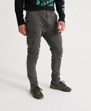 Superdry Mens Surplus Cargo Trousers Size 28/32