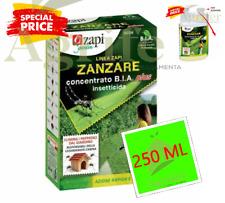 ZAPI INSETTICIDA TATOR B.I.A  PLUS 250  ML  ZANZARE ZANZARA TIGRE TETRACIP .