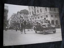 AK Padova Festl. Zug Auto Reiter ca 1930/35