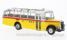 bus003 SAURER L4C, PTT (CH) , 1959 , 1:43 IXO