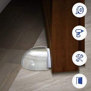 Door Stopper No Need Punch Self Adhesive Anti-Collision Door Holders