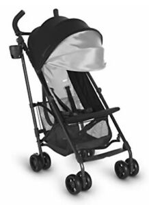2020 G-LITE Stroller -Jake (Black/Carbon) Baby