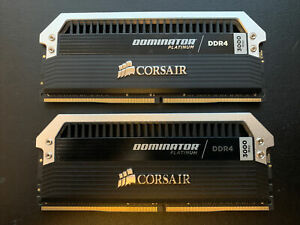 CORSAIR DOMINATOR PLATINUM DDR4 SDRAM 32GB (2X16GB) 3000MHZ