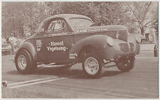 1940 Willys Coupe Hot Rod - Championship Auto Penny Arcade Card (GAG)