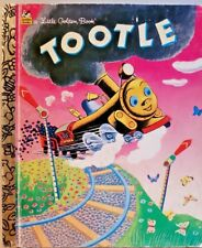 A Little Golden Book,    Tootle  201-55,   GC~H/C   FAST~N~FREE POST