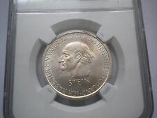 -*-* 2050. MS 63 WEIMARER REPUBLIK 3 Reichsmark Mark 1931 A Stein NGC 3 marki