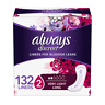 Incontinence Pads Very Light, Long Length,44 Count - Pack of 3 (132 Total Count)