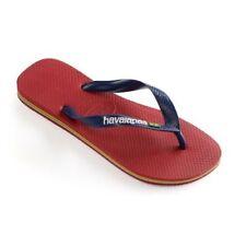 e82a4de75670 Flip Flops Red Sandals   Beach Shoes for Men for sale