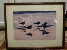 """Twilight on the Beach"" by Lynn Stone SIGNED Photograph"