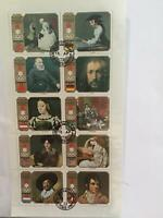 Sapporo Japan  Olympics 1972 Famous  Paintings stamps sheet  R25050