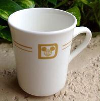 DISNEY WORLD Coffee Cup Vintage Restaurant Ware Syracuse China Syralite 100-F