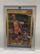 1988-89 Fleer All-Star Team #120 Michael Jordan Chicago Bulls