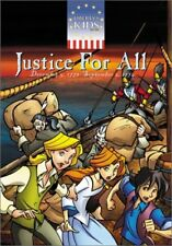 Justice for All: December 5, 1773-September 5, 1774 (Libertys Kids) by Amanda S