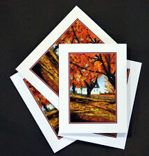 Glorious Fall - Note Cards
