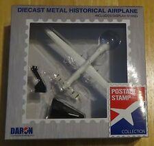 DARON DIECAST MODEL AIRPLANES POSTAGE STAMP PREDATOR RQ1 1/87 SCALE NIP