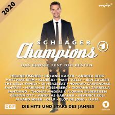 SCHLAGER CHAMPIONS-DAS GROSSE FEST DER BESTEN -2020-DAS BESTE VOM BESTEN  CD-OVP