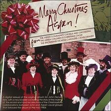 Merry Christmas Aspen! (CD, 2006, Aspen Community Chorus)