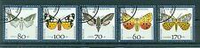 Allemagne -Germany 1992 - Michel n. 1602/06 -  Papillons en danger