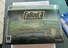 Fallout 3 Collector Edition Like New Xbox360 Fallout 3 limited edition ITALIAN