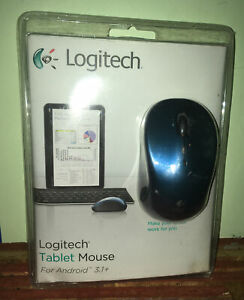 Logitech V470 Wireless Optical Mouse  for Android 3.1+