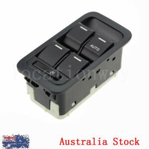 Master Power Window Switch Control Driver Side For Ford Territory SX SY SZ 4.0L