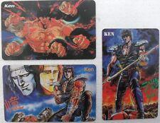 Falso/fake scheda telefonica KEN KENSHIRO MANGA serie d/3 Checkered flag Telecom