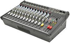 CITRONIC CSP-714 AMPLIFICATORE MIXER potenziato 1000 W FX Band DJ Scuola di miscelazione scrivania