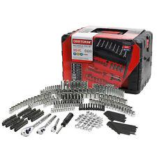 Craftsman 320-Piece Mechanic Tool Set w/ Case, Socket Wrench Ratchet Bit Kit