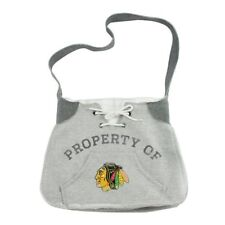 Chicago Blackhawks NHL Hoodie Material Sling Purse Handbag