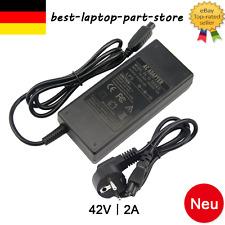 Für 36V 42V 2A 3-poliges Batterie Ladegerät für E-Scooter