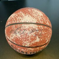 Kobe Bryant Signed Autographed Spalding NBA Basketball PSA DNA Sticker