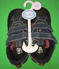 NEW! TCP Boys Size 10 Blue Fastening Shoes Non-Marking Suede Gift! Nice $22.95